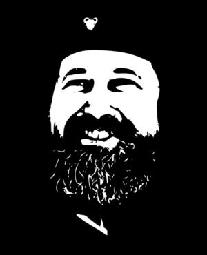 Наклейка Che Gevara