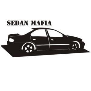 Наклейка Sedan Mafia 4