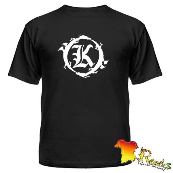Черная мужская футболка Кукрыниксы