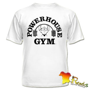 Футболка Powerhouse Gym