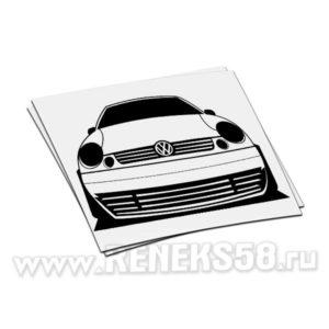 Наклейка Volkswagen 9