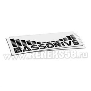 Наклейка Bass Drive