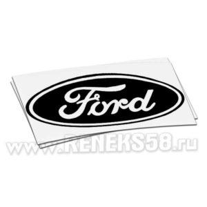 Наклейка Ford logo
