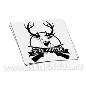 Наклейка deep hunter