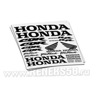 Комплект наклеек honda cbr 1000rr