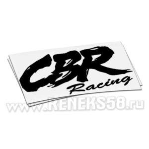 Наклейка Honda CBR Racing