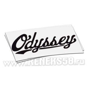 Наклейка Odyssey