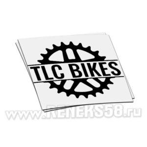 Наклейка TLC bikes