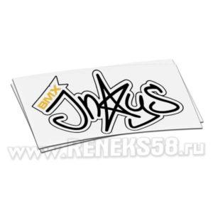 Наклейка BMX Jnkys