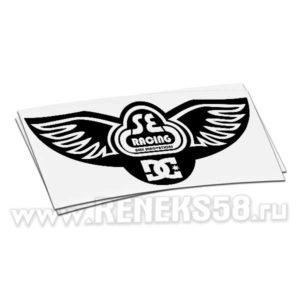 Наклейка SE Racing