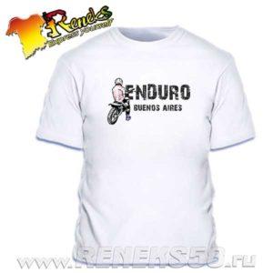 Футболка Enduro Buenos Aiers