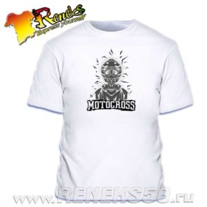 Футболка Motocross