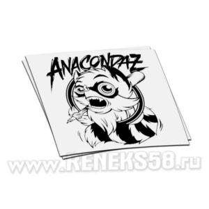 Наклейка Anacondaz Енот
