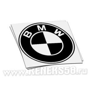 Наклейка BMW Logo