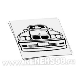 Наклейка BMW вар2