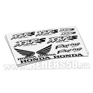 Комплект наклеек Honda X8R-S
