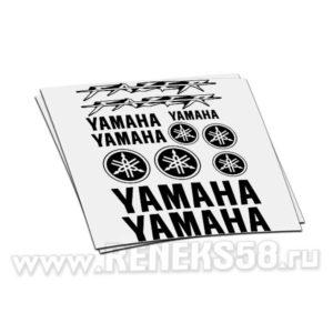 Комплект наклеек Yamaha Fazer вар3
