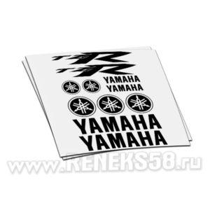 Комплект наклеек Yamaha TZR