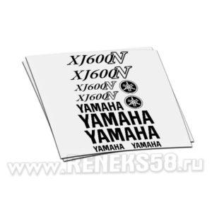 Комплект наклеек Yamaha XJ600N