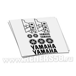 Комплект наклеек Yamaha XT 500