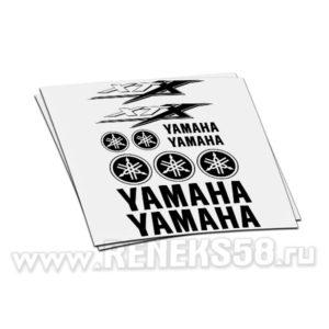 Комплект наклеек Yamaha XTX