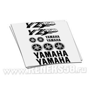 Комплект наклеек Yamaha YZF 450