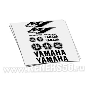 Комплект наклеек Yamaha YZR M1