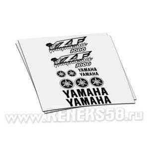 Комплект наклеек Yamaha Yzf Thunderace 1000